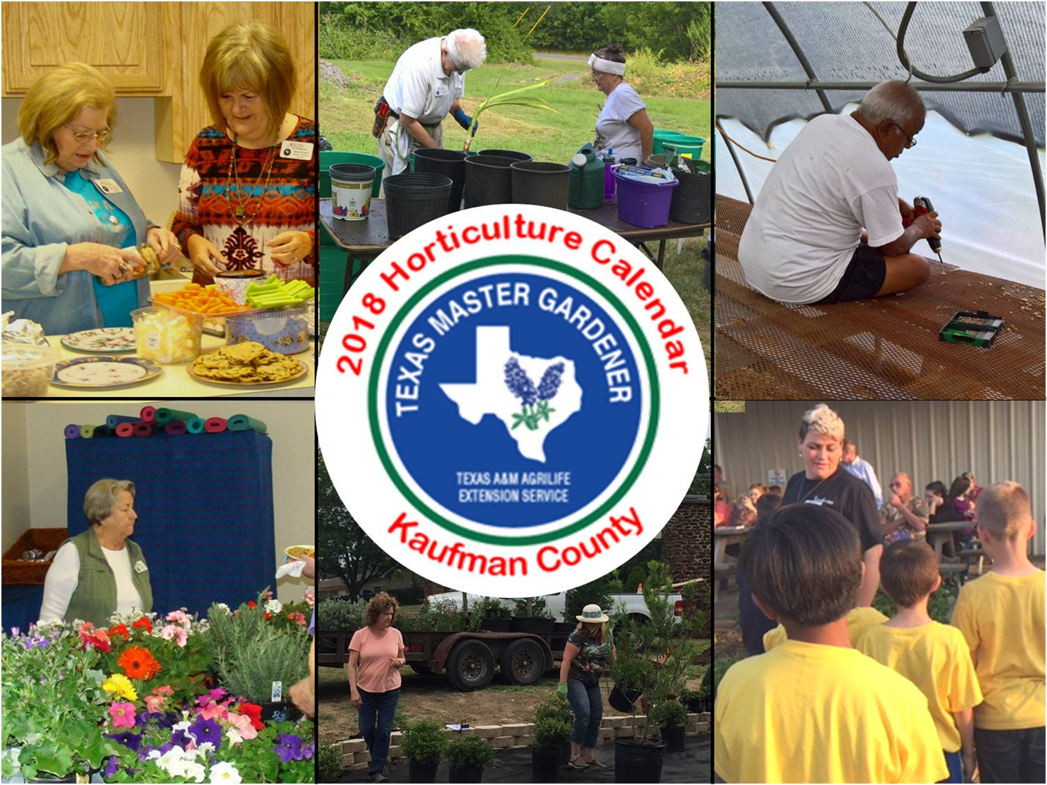 News – Kaufman County Master Gardener Association